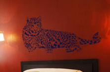 Huge Leopard