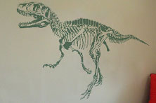 Dinosaur Skeleton